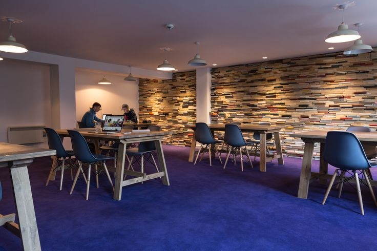 Study room at iQ Leeds #Leeds #student #university #accommodation