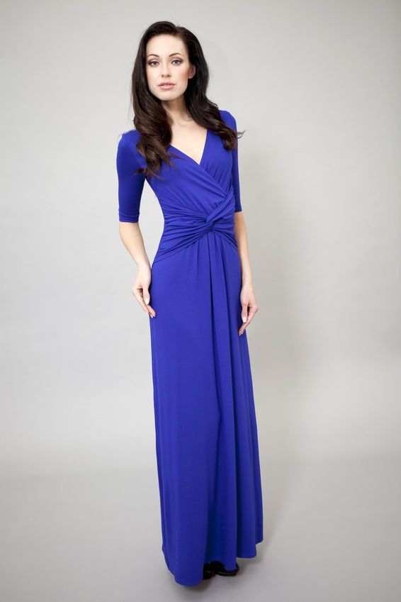 How to Accessorize your Cobalt Blue Dress