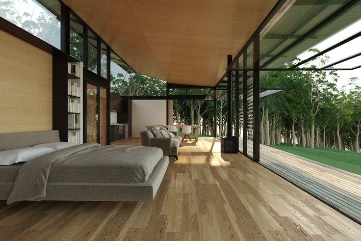 Eco Hut | robinson architects