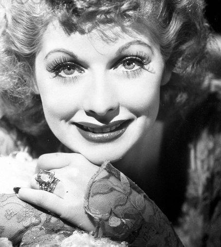 Charmant Lucille Ball