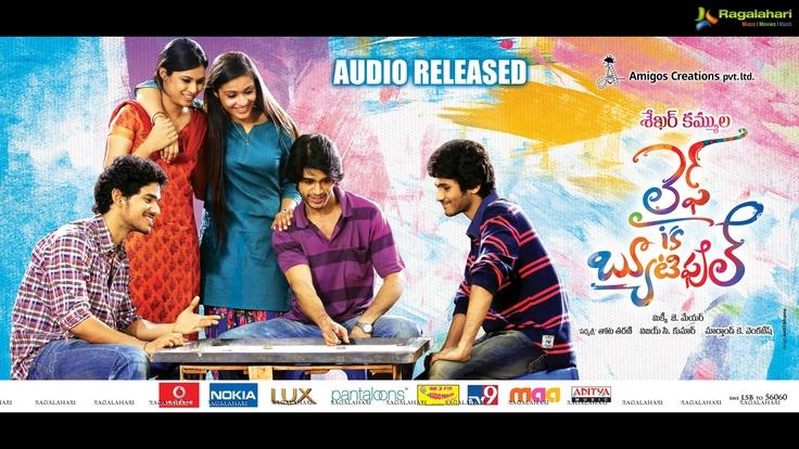 FB page of Movie Life Is beautiful telugu movie Telugu