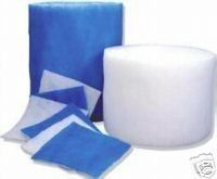 """Pond Filter Media 12x90'x1 Bulk Media Roll . $39.95. Pond Filter Media 12""""x90'x1"""" Bulk Media Roll Fish Safe, Contains No tacktifiers, New Bulk Media Complete Filtration Services is proud to sell 12""""X90 FOOT AWESOME DEAL 1 Blue on White Pond Filter Media roll. Replacement Filter media will fit most systems. Simply cut to fit. This media is great for mechanical filtration. Same media found on similar sites for a fraction of the cost. Be sure to add me to your fav..."""