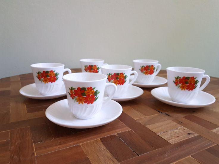 1960s french tea cups | Collectables | Gumtree Australia Eastern Suburbs - Paddington | 1138784644