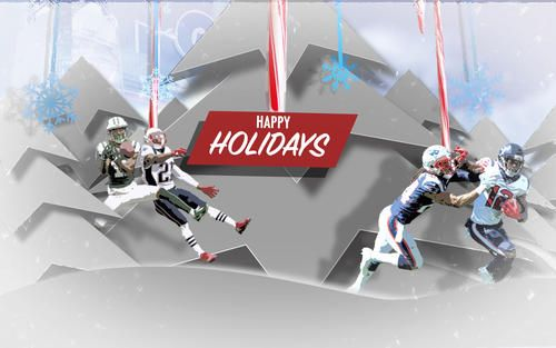 We present to you the twirls and whirls of the 2017 season courtesy of the Patriots defense. Happy Holidays!
