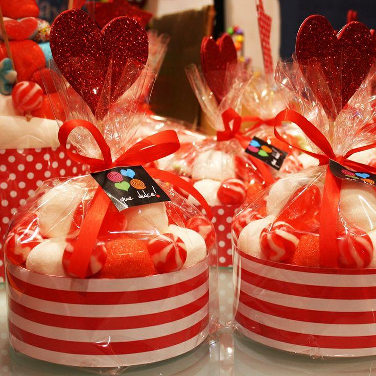 Regalos de gominolas para San Valentín de ABC Serrano