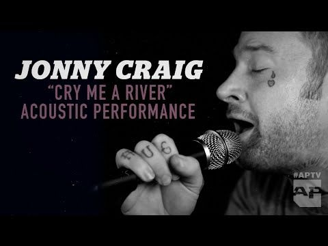 "APTV Sessions: Jonny Craig - ""Cry Me A River"" (Justin Timberlake cover)"
