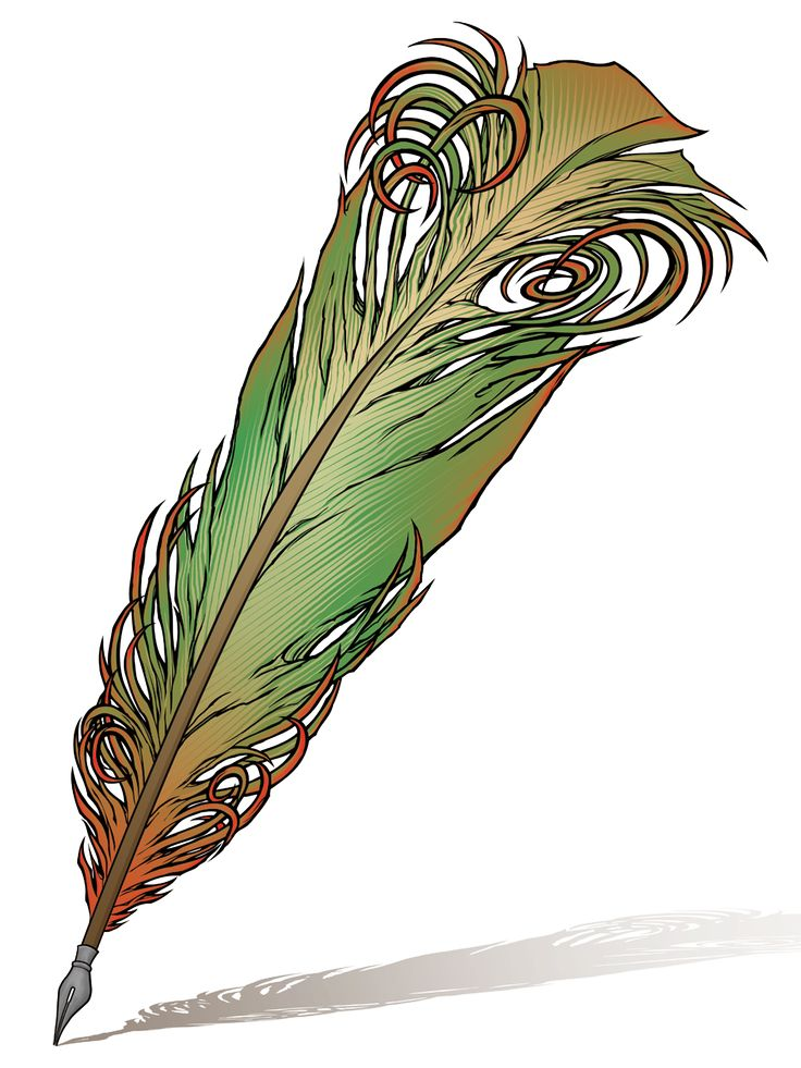 18 best images about feather pens on Pinterest | Open book ...