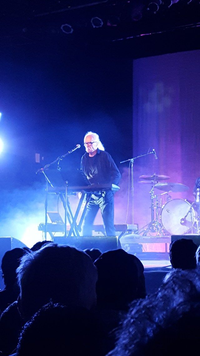 John Carpenter Anthology Tour Featuring images from when he performed the songs for Halloween, Escape from new York, They Live, Vampires, Starman and more!