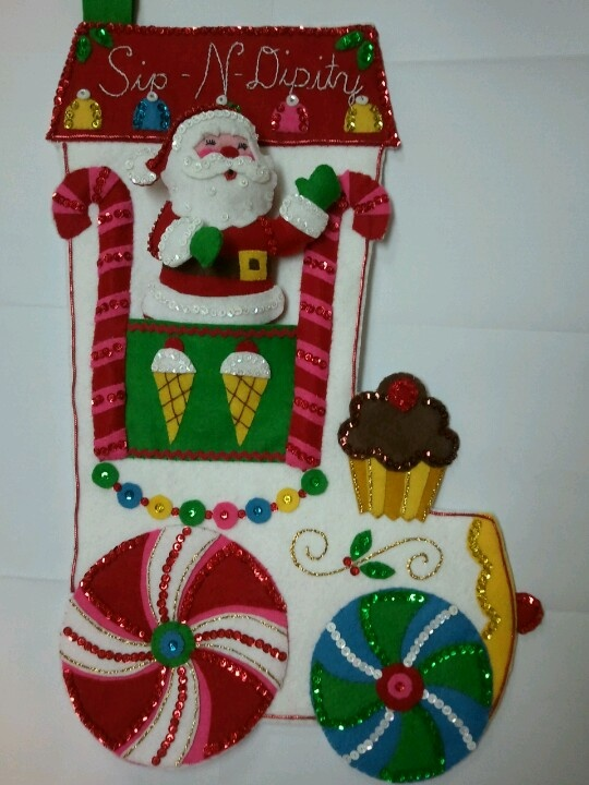 Christmas Express for Sip-N-Dipity