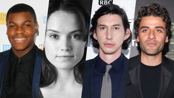 Star Wars Episode VII Cast Revealed