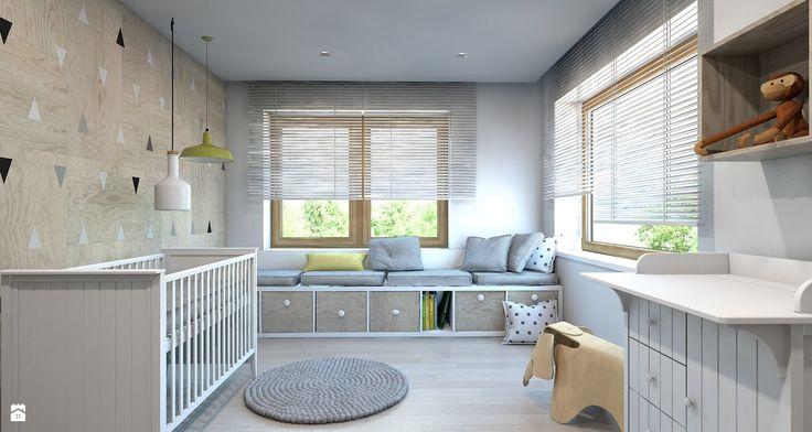 Pokój dziecka - zdjęcie od A2 STUDIO pracownia architektury - Pokój dziecka - A2 STUDIO pracownia architektury