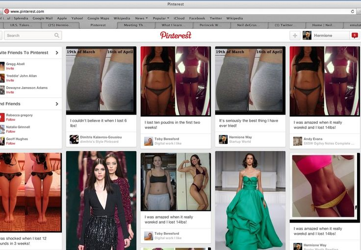 The accounts of several Pinterest users have been abused in a spam campaign promoting shady weight loss products and giveaways. The social media company's representatives say they're aware of the spam run and they're taking steps to shut it down.