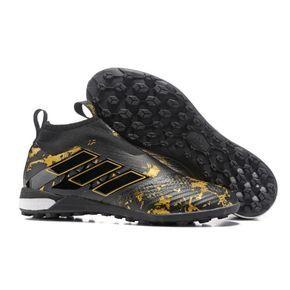 best website 6da2f ef74a Baratas Adidas ACE Tango 17 Purecontrol TF Botas De Futbol Negro Oro