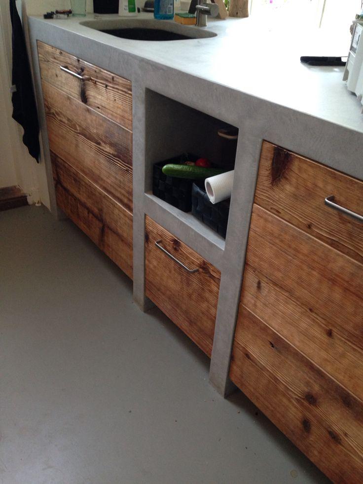 Luxury kitchen made by Luxury-walls.com