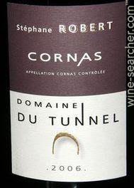 sr1.wine-searcher.net images labels 41 16 stephane-robert-domaine-du-tunnel-cornas-rhone-france-10204116.jpg