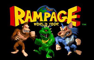 Rampage World Tour [PC 1997]