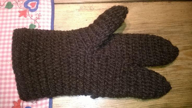 Nadelbindekurs 3-Finger-Handschuh