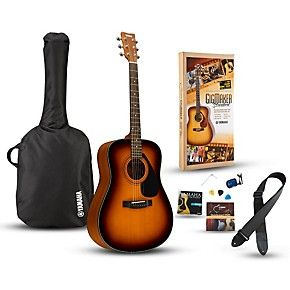 Get the guaranteed best price on 6 String Acoustic Guitars like the Yamaha GigMaker Acoustic Guitar Pack at Musician's Friend. Get a low price and free shipping on thousands of items.