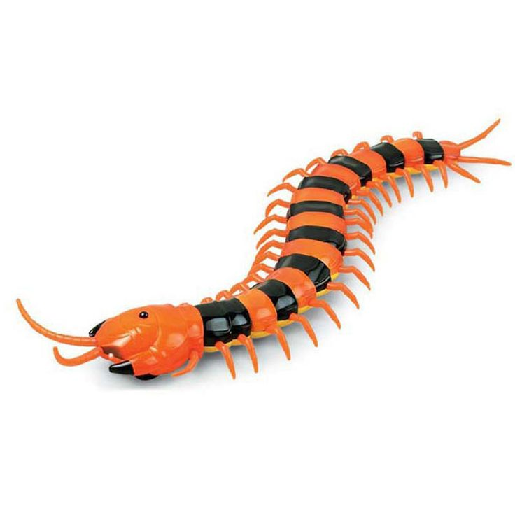 Electric RC Centipede Fake Insect Remote Control Centipede Creative Electric Animal Prank Toys Tricky Funny Toy Kids Gifts
