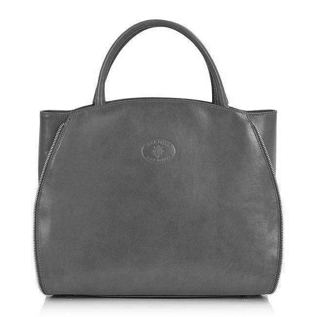 0f437987 ELEGANCKA Włoska skórzana torebka VERA PELLE   bags   Bags, Tote bag