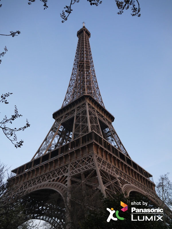 Eiffel Tower #XL1Tariff