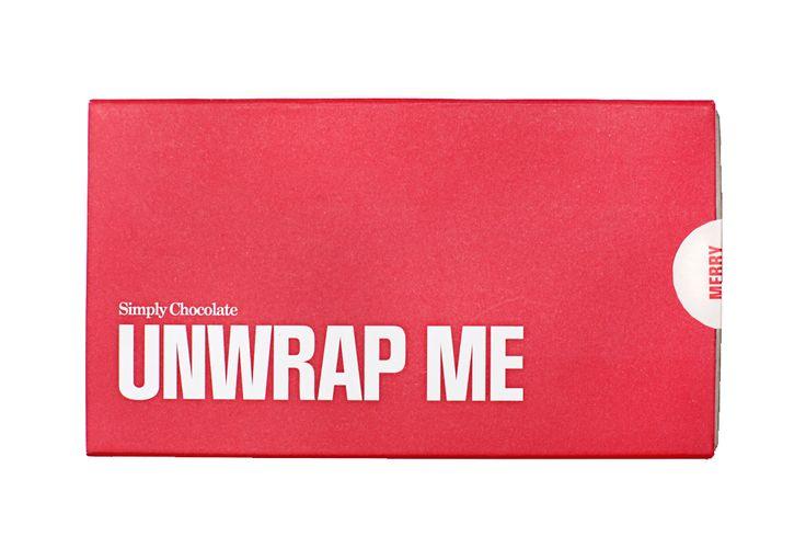 @simplychocolate #madeincopenhagen #Christmas #Chocolate #unwrapme #design #packaging