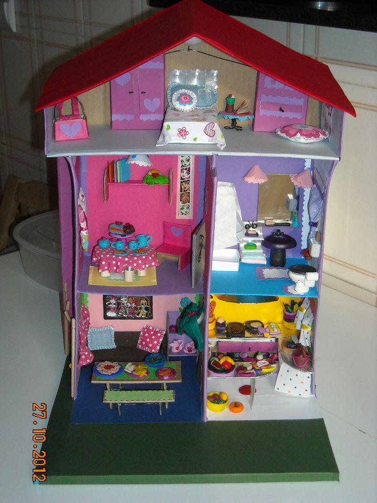a casinha :)