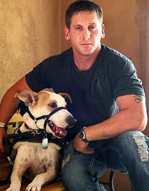 Paws and Stripes is an amazing non-profit that provides service dogs to military veterans with PTSD and traumatic brain injury -- at NO cost to the veteran. Plus, the dogs come from animal shelters. Donate at www.pawsandstripes.org