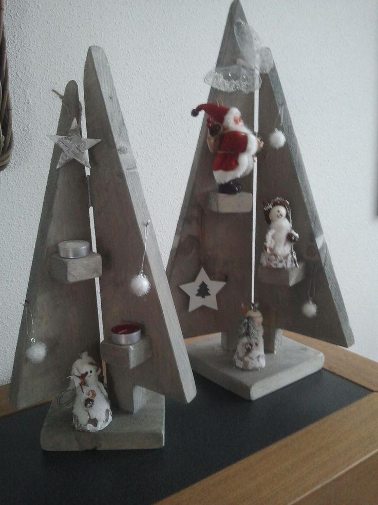 Meer dan 1000 idee n over houten kerst knutselen op pinterest kerst houtbewerking - Van deco ideeen ...