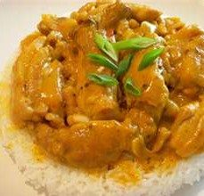 Easy Indian Curry (Gluten Free)