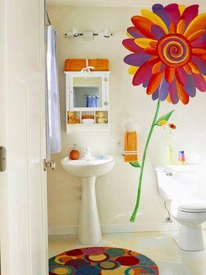 8 best images about decora los azulejos de tu cuarto de - Decora tu bano ...