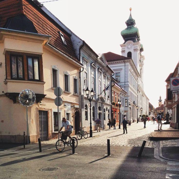 Imádnivaló egyetemi városom, újra diákként üdvözölve Imádlak Győr! #mobilephoto #ig_hun #ikozosseg #mik #tan ítóképző #nymeak #Gy őr #lovelycity #iloveyousomuch #ig_hungary #ig_gy őr #ig_magyarorsz ág #beautifulday #beautifulcity #loves_hungary #loves_europe #europe_gallery