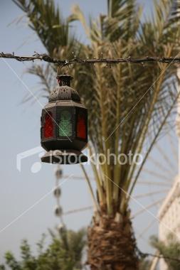Hanging Lantern Royalty Free Stock Photo