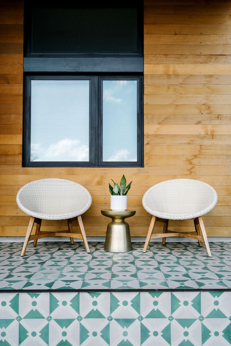 From my living room greenpoint works acapulco chair in leather meets - Sustainability Is The Centerpiece Of This New Austin Development