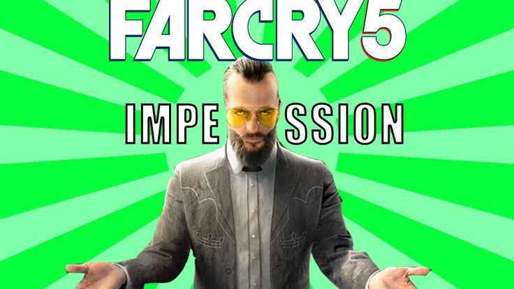 farcry5gamer.comFAR CRY 5 TRAILER (Impression) my opinion/impression of FAR CRY 5 TRAILER SUBSCRIBE:  Twitter: Twitch:  http://farcry5gamer.com/far-cry-5-trailer-impression/