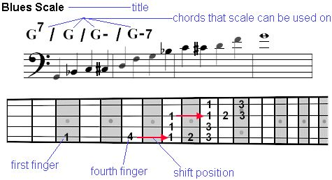 An Introduction to Playing Scales on the Bass - ThoughtCo