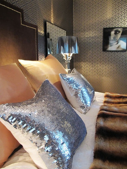 modern bedroom by Sindahl