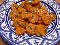 Moroccan Carrot Salad with Paprika and Cumin
