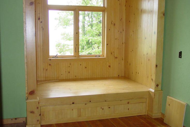 Bedroom Bed Seat