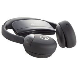 Able Planet Personal Sound Wireless Infrared Headphones - click to view larger image