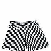 Шорты в морскую полоску от марки kidsworld - что может быть лучше для разнообразных летних образов? Нежное эластичное джерси из хлопка, не стесняющий движений фасон, слегка заниженный тянущийся пояс - идеальное сочетание для оптимального комфорта. Полосатые шорты для девочек великолепно подойдут для комбинирования с абсолютно любыми топами и футболками! Материал: 95% хлопок, 5% эластан. за 999р.- от Otto