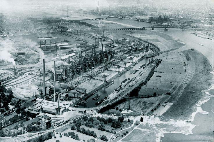 Das Jahr 2016 steht für den Duisburger Hafen unter einem ganz besonderen Stern…