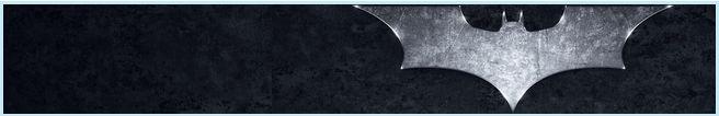 Batman Logo Firefox Persona
