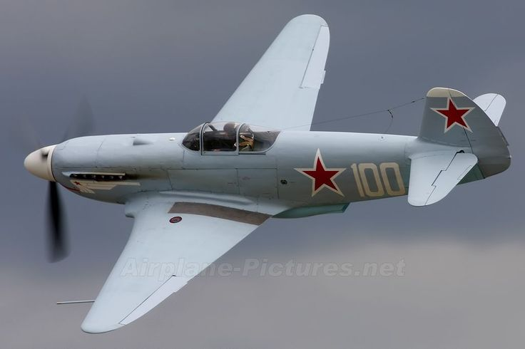 Yak 3 Red Air Force WWII