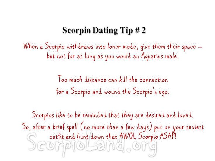 Dating a pisces man tips