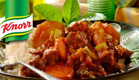 KNORR: Everyone's Favourite Country Beef Stew