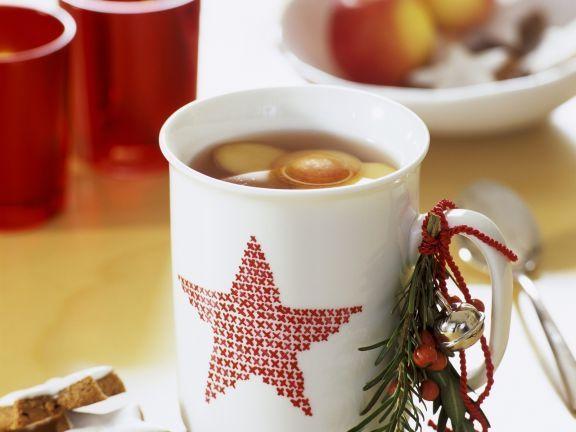 Heiße Weihnachtsbowle ist ein Rezept mit frischen Zutaten aus der Kategorie Getränke. Probieren Sie dieses und weitere Rezepte von EAT SMARTER!