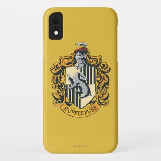 coque iphone 8 hufflepuff