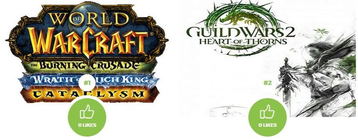 Which MMORPG game is better? World of Warcraft or Guild Wars