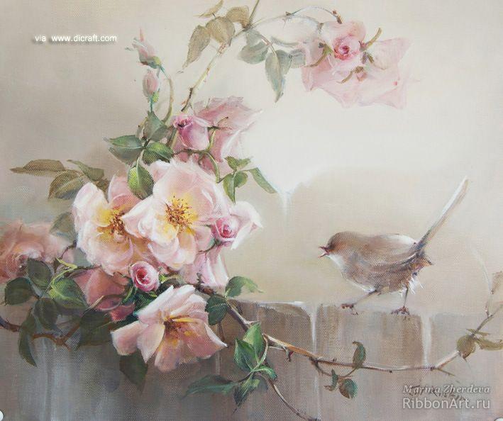 Gallery.ru / № 5 Садовая ограда - Новая коллекция принтов от Ди ван Никерк…